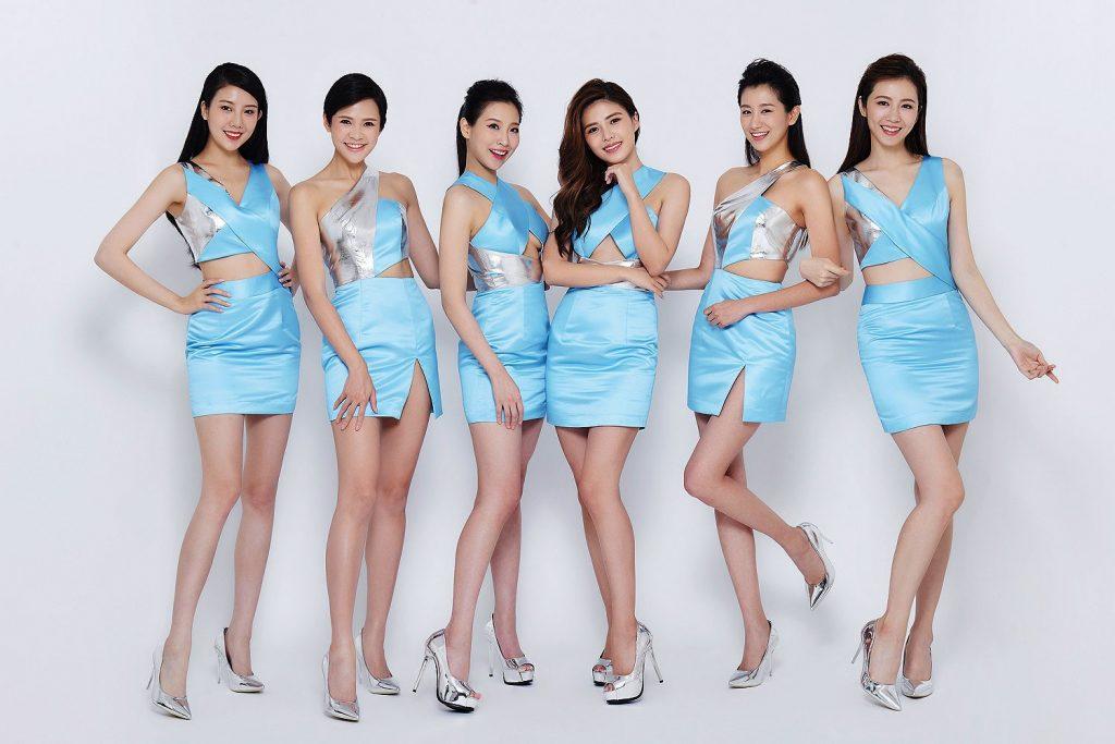 台北車展 TOYOTA Girls